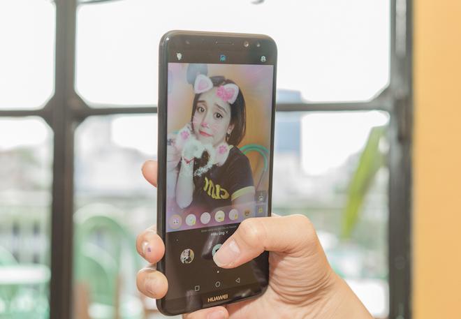 Cách thêm tính năng Face Unlock và AR selfie cho Huawei nova 2i - 1