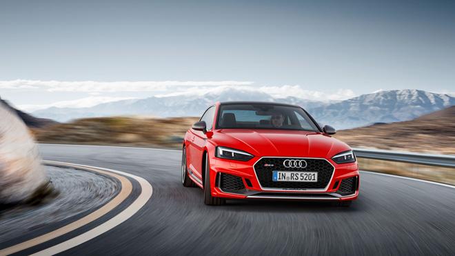 """Audi RS5 xuất hiện cực """"hài hước"""" trong video mới nhất của Audi. - 3"""