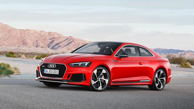 """Audi RS5 xuất hiện cực """"hài hước"""" trong video mới nhất của Audi. - 1"""