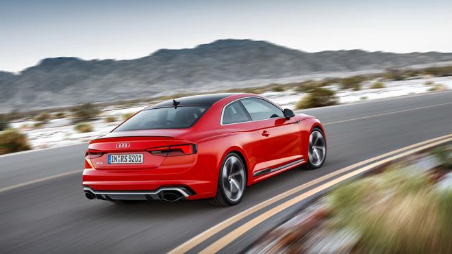 """Audi RS5 xuất hiện cực """"hài hước"""" trong video mới nhất của Audi. - 2"""