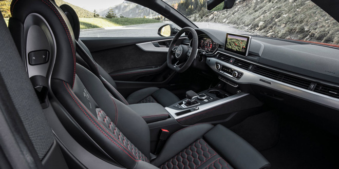 """Audi RS5 xuất hiện cực """"hài hước"""" trong video mới nhất của Audi. - 4"""