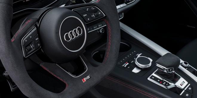 """Audi RS5 xuất hiện cực """"hài hước"""" trong video mới nhất của Audi. - 9"""