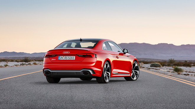 """Audi RS5 xuất hiện cực """"hài hước"""" trong video mới nhất của Audi. - 6"""