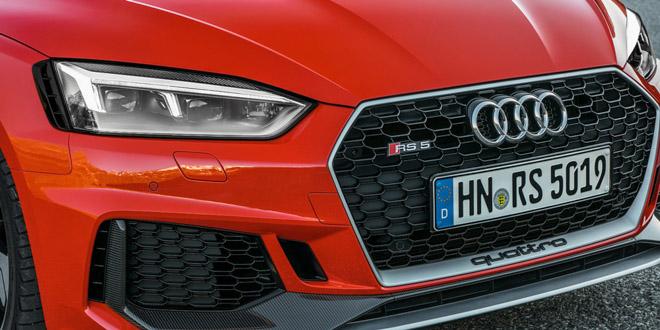 """Audi RS5 xuất hiện cực """"hài hước"""" trong video mới nhất của Audi. - 7"""