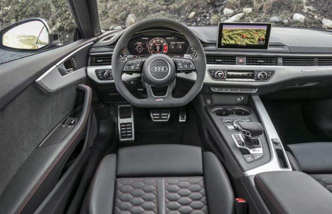 """Audi RS5 xuất hiện cực """"hài hước"""" trong video mới nhất của Audi. - 5"""