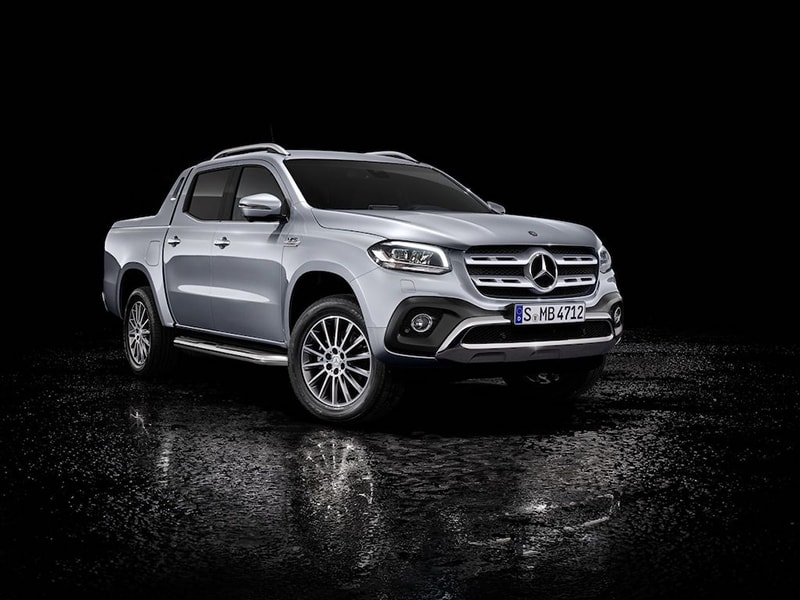 Mercedes-Benz giới thiệu phiên bản mạnh mẽ nhất của X-Class - 1