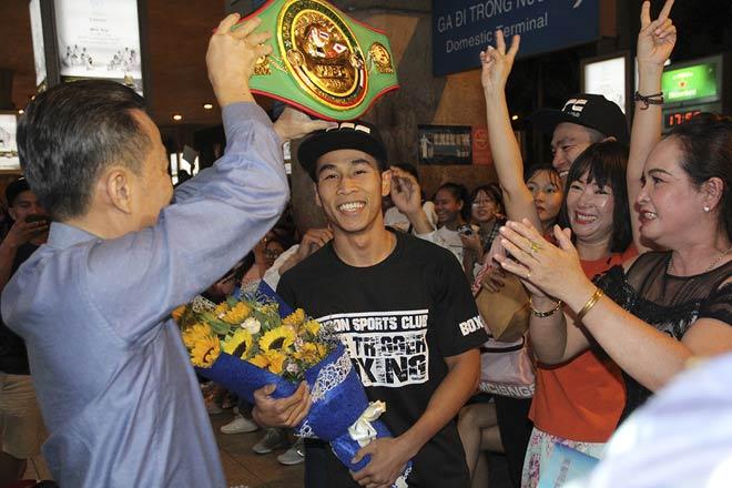 """Boxing: Trần Văn Thảo vô địch châu Á ngắm mục tiêu """"khủng"""" - 1"""