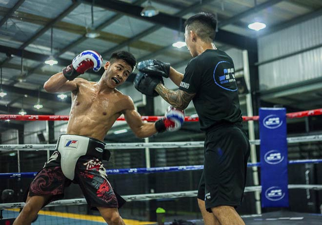 """Boxing: Trần Văn Thảo vô địch châu Á ngắm mục tiêu """"khủng"""" - 4"""