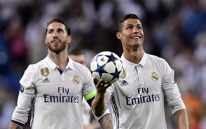 """Chuyển nhượng MU: Vì Ramos, """"Quỷ đỏ"""" không muốn Ronaldo trở lại - 1"""