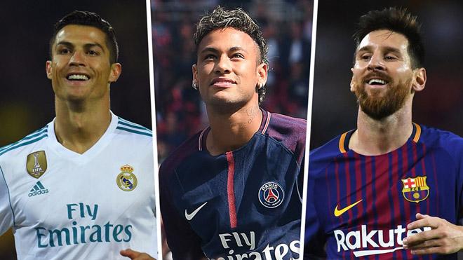 """""""Làm xiếc"""" với bóng: Neymar ăn đứt Messi, Ronaldo """"tầm thường"""" - 2"""