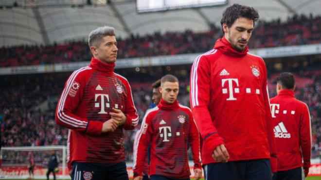 """""""Đại bàng"""" Lewandowski làm loạn Bayern, đòi đi: MU đánh tiếng, Lukaku lo sợ - 1"""