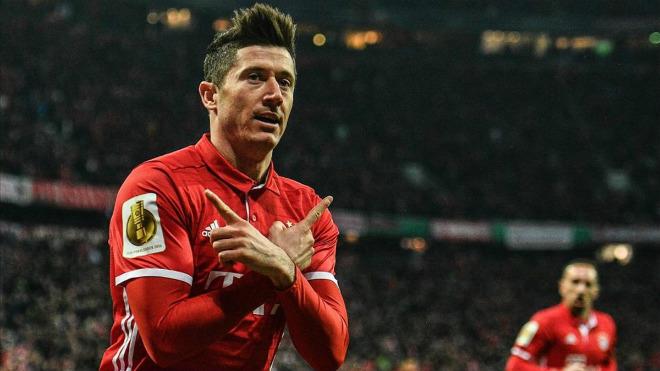 """""""Đại bàng"""" Lewandowski làm loạn Bayern, đòi đi: MU đánh tiếng, Lukaku lo sợ - 2"""
