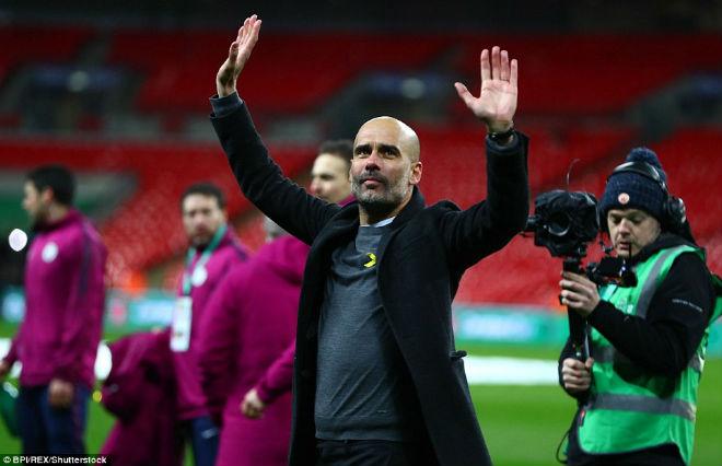 """Man City tái đấu """"mồi ngon"""" Arsenal: Pep chọn ngày vô địch Ngoại hạng Anh - 2"""