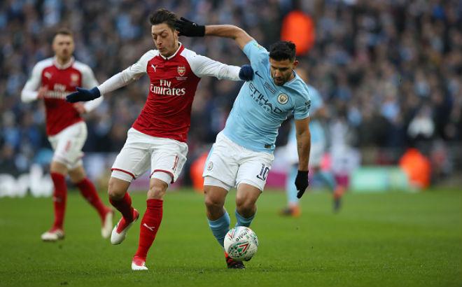 """Man City tái đấu """"mồi ngon"""" Arsenal: Pep chọn ngày vô địch Ngoại hạng Anh - 1"""