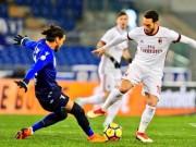 Lazio - AC Milan: Đấu súng nghẹt thở vào chung kết