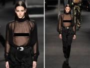 """Xuyên thấu: """"Đặc sản"""" của Tuần lễ thời trang 2018"""