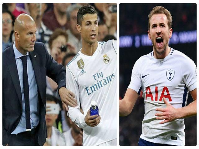 """Chấn động: Real đã có Harry Kane 200 triệu bảng, Ronaldo """"tự ái"""" ra đi - 3"""