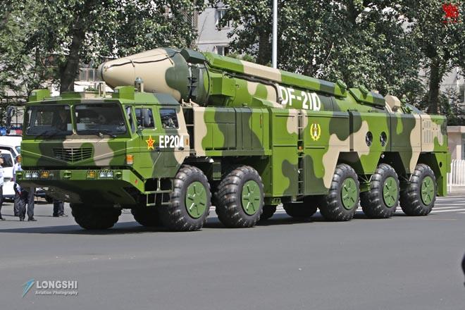 """Những siêu vũ khí hiện đại của TQ khiến Nga, Mỹ """"hoảng hốt"""" - 3"""