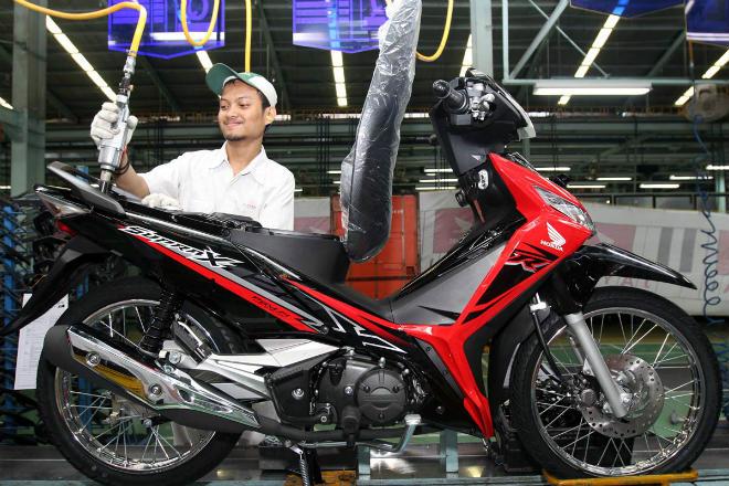 Honda Supra X 125 ra phiên bản mới, giá 28 triệu đồng - 1
