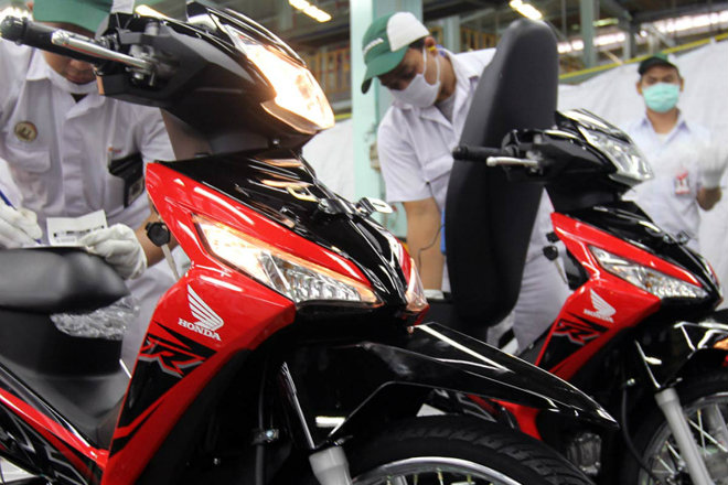 Honda Supra X 125 ra phiên bản mới, giá 28 triệu đồng - 3