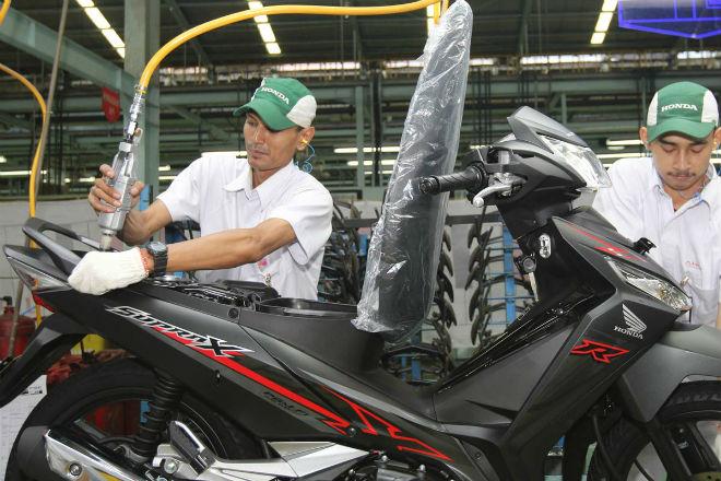 Honda Supra X 125 ra phiên bản mới, giá 28 triệu đồng - 4