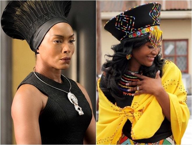Tập tục làm đẹp khác lạ kích thích người xem trong Black Panther - 5