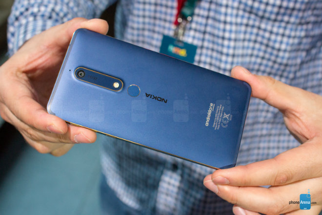 Trên tay 2018 Nokia 6: Smartphone tầm trung tốt nhất - 3