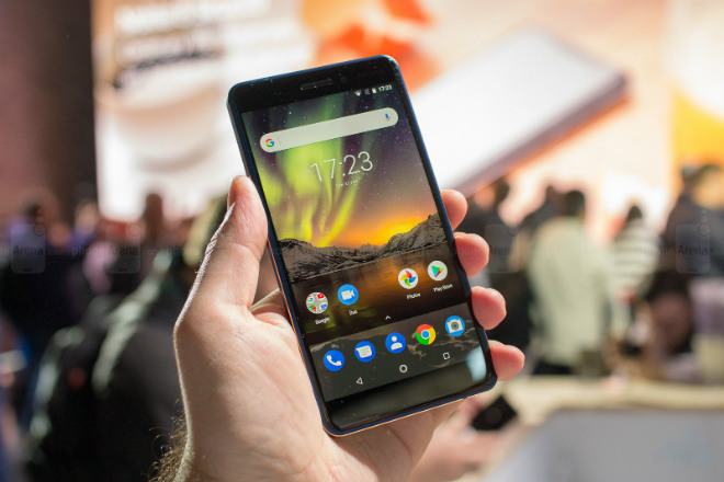 Trên tay 2018 Nokia 6: Smartphone tầm trung tốt nhất - 5