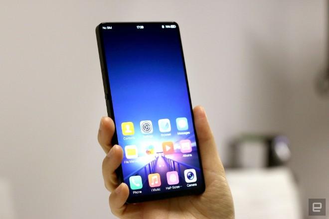 """Vivo khéo """"khoe"""" điện thoại đẹp hơn iPhone X, camera selfie ập mình - 15"""