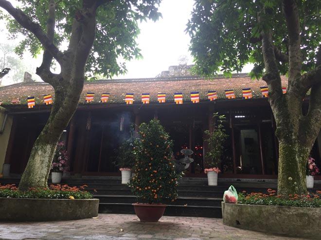 Tiết lộ bất ngờ về ngôi chùa không có hòm công đức ở Bắc Ninh - 1