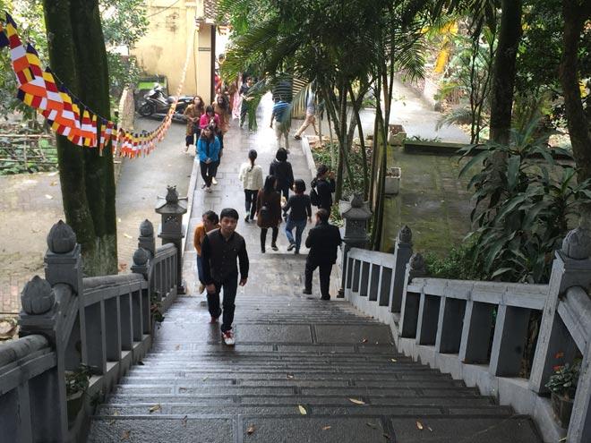 Tiết lộ bất ngờ về ngôi chùa không có hòm công đức ở Bắc Ninh - 6