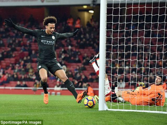 """Arsenal lại bị Man City """"hành hạ"""": Báo chí Anh hò nhau tiễn biệt Wenger - 6"""