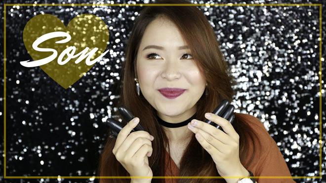 HH Biển Hoàng Ngân và Beauty Blogger An Phương đẹp mãi cùng LOTTE Mart - 4