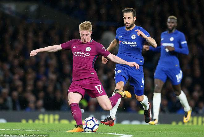 Ngoại hạng Anh trước vòng 29: Thượng đỉnh Man City - Chelsea, MU thư thái - 1