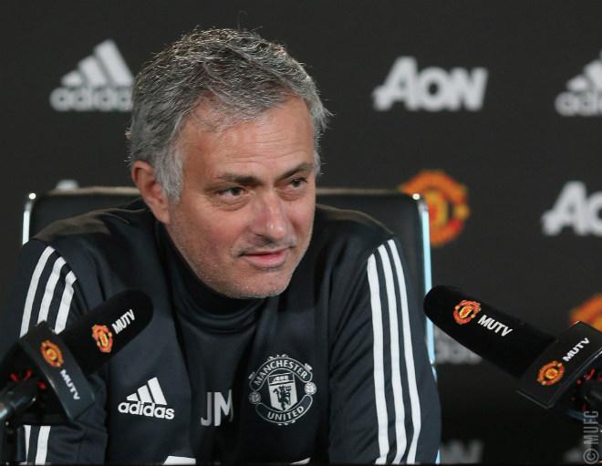 Họp báo Crystal Palace - MU: Mourinho lo Top 4, mơ vào tứ kết C1 - 1