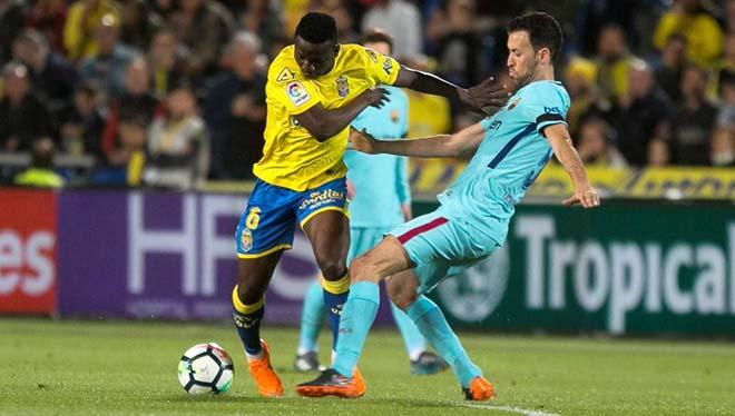 Las Palmas - Barcelona: Tuyệt phẩm siêu sao, penalty định đoạt - 1