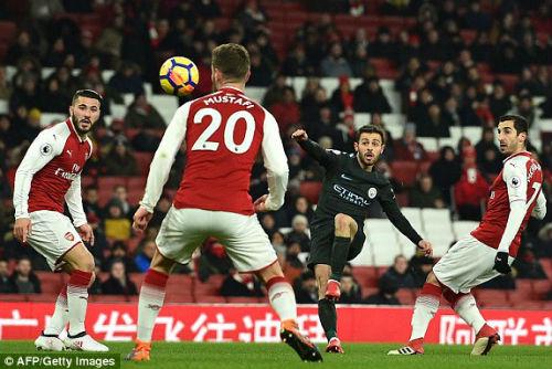 """Chi tiết Arsenal - Man City: """"Pháo thủ"""" được giải thoát (KT) - 3"""