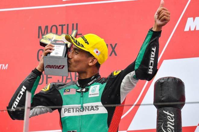 """Đua xe MotoGP: Tay lái Malaysia """"tung hoành"""", cú hích lịch sử với Đông Nam Á - 1"""