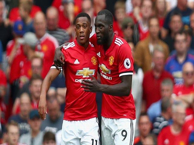 """MU tự hào: """"Song sát"""" Martial - Lukaku sánh ngang Ronaldo - Rooney vĩ đại"""