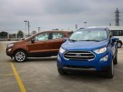 Ford EcoSport 2018 có giá từ 545 triệu tại Việt Nam