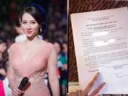 Nữ MC nóng bỏng VTV làm đơn hiến tặng giác mạc sau khi qua đời