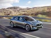 Xe điện Jaguar I-Pace ra mắt giá 1,6 tỷ đồng
