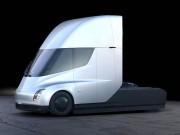 """Khả năng tăng tốc  """" kinh khủng """"  của siêu đầu kéo Tesla Semi"""