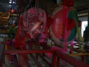 Tiết lộ bí mật của người làm  của quý  tại lễ hội táo bạo nhất Việt Nam