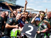 """Đua xe MotoGP: Tay lái Malaysia  """" tung hoành """" , cú hích lịch sử với Đông Nam Á"""