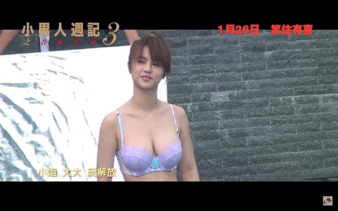 Thiên thần boxing lại gây sốc với màn cởi bikini, múa cột bốc lửa - 9