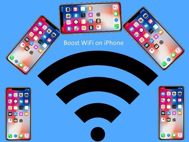 Cách tăng tốc độ mạng Wi-Fi trên iPhone chạy iOS 11