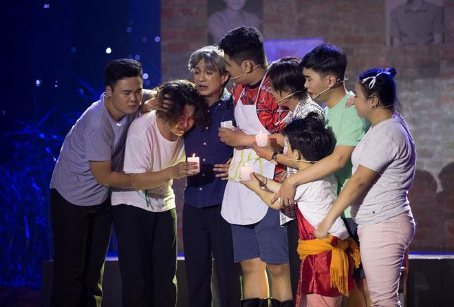 """""""Khủng long tí hon"""" lên ngôi Quán quân Cười xuyên Việt nhờ lấy nước mắt khán giả - 2"""