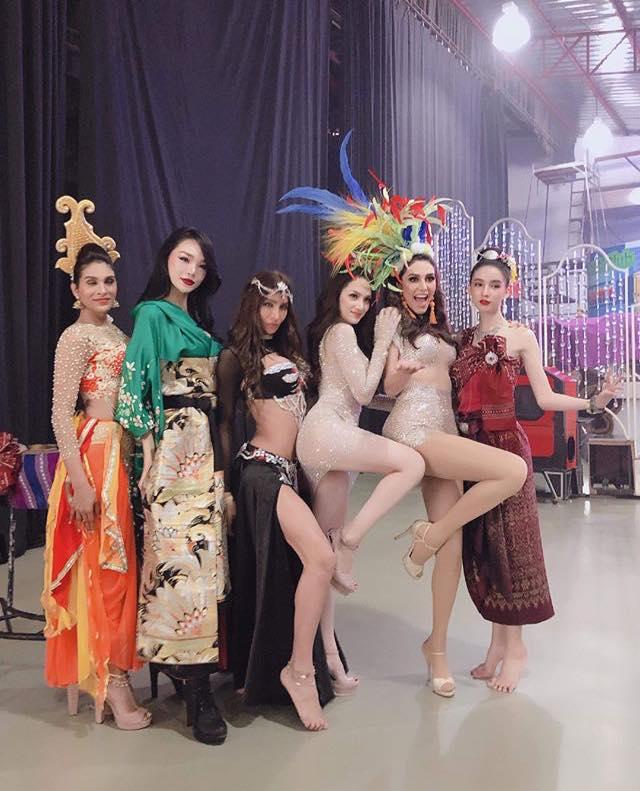 Hương Giang Idol thắng giải Tài năng tại Hoa hậu chuyển giới 2018 - 3