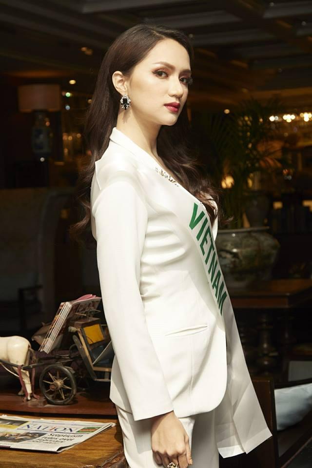 Hương Giang Idol thắng giải Tài năng tại Hoa hậu chuyển giới 2018 - 5